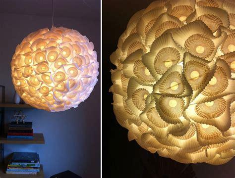 ordinary Diy Ceiling Light Cover #1: creative-diy-lamps-chandeliers-4-2.jpg