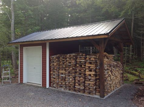 wood shed firewood storage  wth  cd wood storage