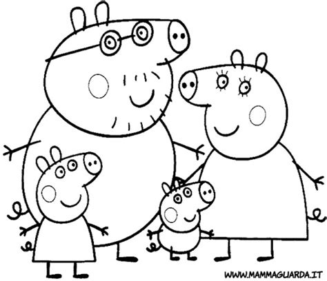peppa pig cartoon coloring pages peppa pig 106 cartoons printable coloring pages