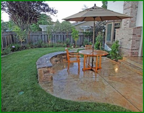 17 best ideas about concrete patio cost on pinterest