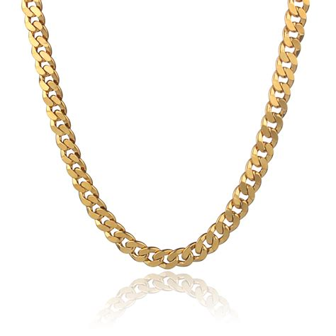 wholesale 24k gold plated necklace for items