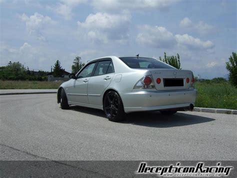 lexus is200 modified 2003 lexus is 200 modified car pictures decepticon racing
