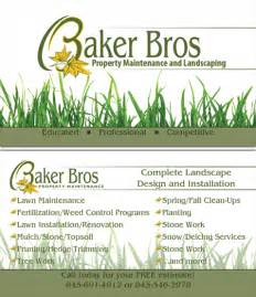 landscaping business cards ideas lawn care business cards landscaping design ideas for front yard