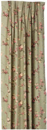 curtains 125 inches long fireside floral pinch pleated 96 inch by 84 inch patio