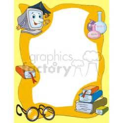 Royalty-Free Cartoon School border with books, glasses ... American Football Tattoos Designs