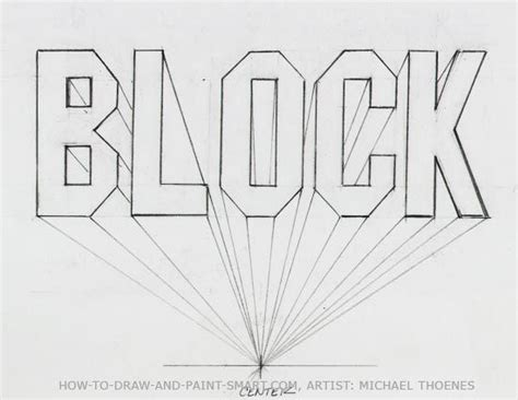 how to draw block letters 3d block letters 5 classroom ideas perspective 1297
