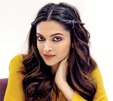 Deepika Padukone Hairstyle by 15 Trendy Hairstyles Inspired By Deepika Padukone