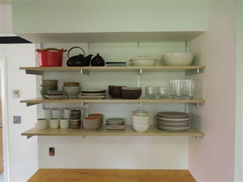 kitchen storage shelves ideas toys and techniques kitchen shelves