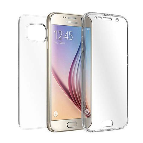 Samsung Galaxy S8 Plus Clear Back Tpu Air Softcase Hybrid Cover clear tpu cover skin for samsung galaxy note 8 s8 plus iphone x ebay