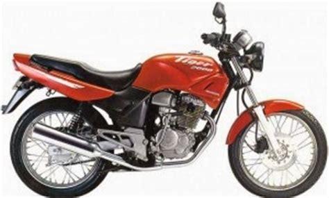 Spare Part Honda Tiger 2000 Spesifikasi Honda Tiger 2000 Planet Motocycle