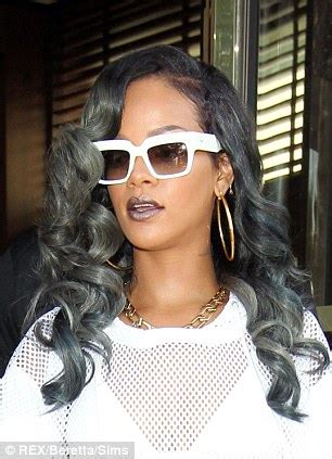 rihanna s mullet singer unveils new hairdo in instagram
