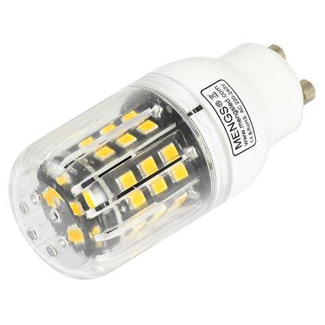 Gu10 5w Led Light Bulbs Mengsled Mengs 174 Gu10 5w Led Corn Light 42x 2835 Smd Led Bulb L In Warm White Cool White