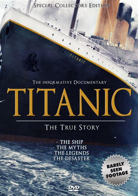 film titanic plot titanic the true story 2012 synopsis
