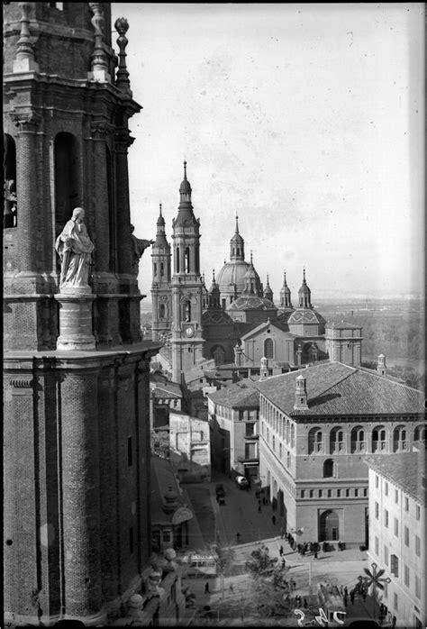 imagenes antiguas zaragoza fotos antiguas de zaragoza archivo loty ministerio de