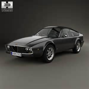 Alfa Romeo Gt 1600 Alfa Romeo Gt 1300 Junior Zagato 1972 3d Model For In Various Formats
