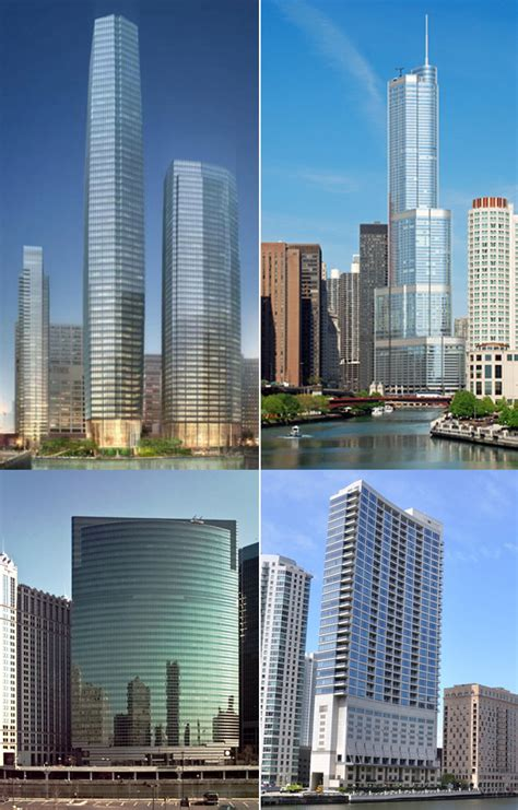 trump tower residences six ways of looking at wolf point chicago magazine the