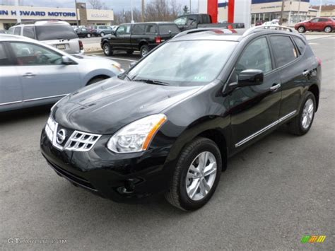 black nissan rogue 2012 2012 nissan rogue black autos post