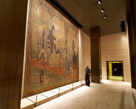 picasso curtain four seasons new york s storied four seasons eatery sued over plan to