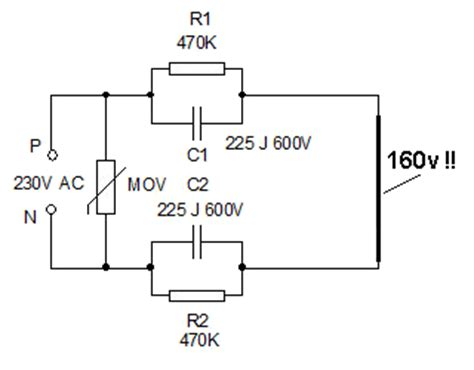 capacitor ac voltage divider ac capacitor voltage divider 28 images ac capacitor voltage divider in quasi dc circuit