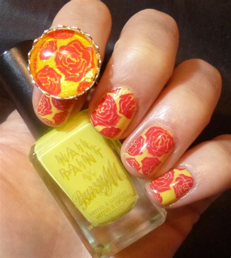pink and yellow make what color lou is perfectly polished yellow and pink roses