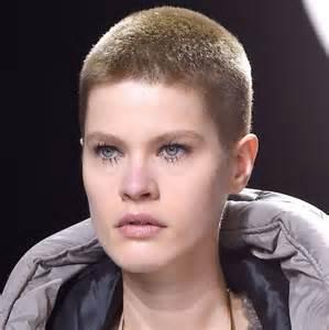 coupe de cheveux ras 233 femme 2017