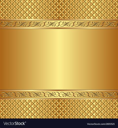 gold images golden background royalty free vector image vectorstock