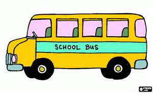 what color are school buses coloring page of jesus imchimp me