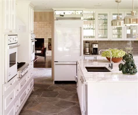 white kitchen white appliances stainless steel vs white appliances