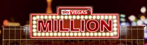 Borgata Vegas Giveaway - sky vegas 163 1million giveaway
