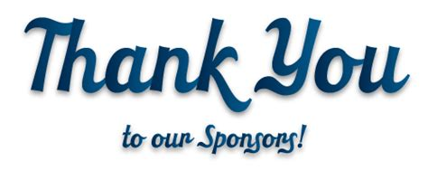 Thank You To Our Advertisers by Sponsors