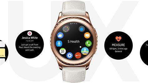 Smartwatch Samsung S2 la smartwatch gear s2 de samsung ne cesse de s am 233 liorer