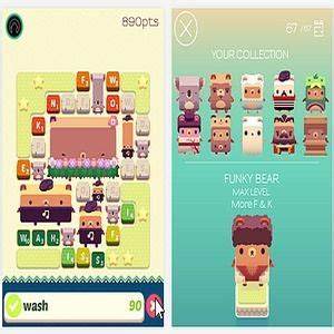 Jeux De Lettre Mobile T 233 L 233 Charger Alphabear Ios App Store