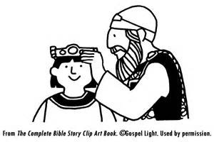 Free The Boy King Josiah Coloring Pages King Joash Coloring Page