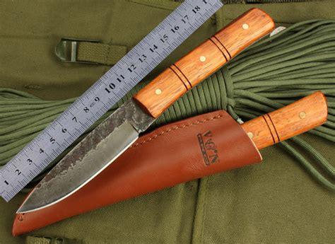 tool pattern pocket knife handmade bamboo handle pattern knife folding pocket