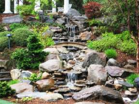 20 spectacular backyard ideas waterfalls that top off