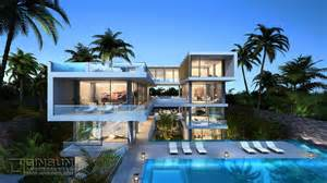 Home Design Resort House A Set Of Extraordinary Villas With A Modern Architecture
