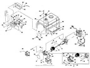 briggs and stratton power products 9719 1 svp5000 5 000 watt parts diagram for svp 5000 ac