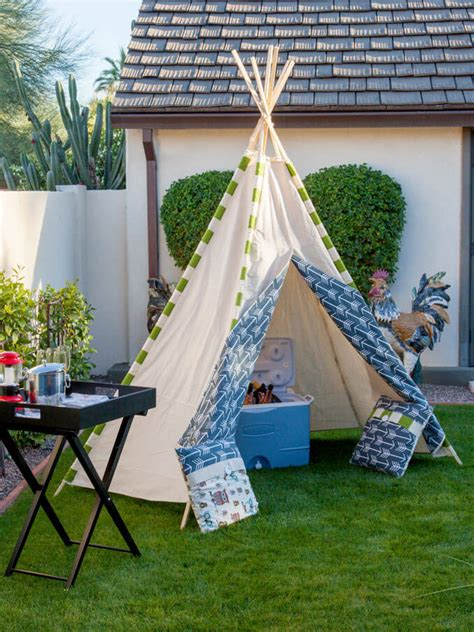 backyard tipi backyard play tipi mesa masterplanned community