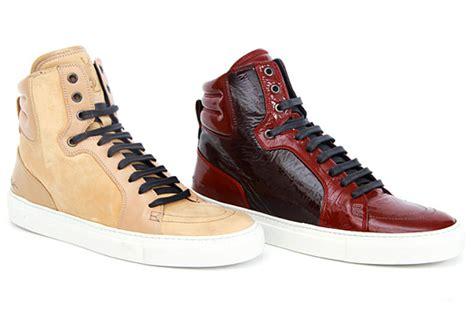 ysl high top sneakers fallwinter  highsnobiety