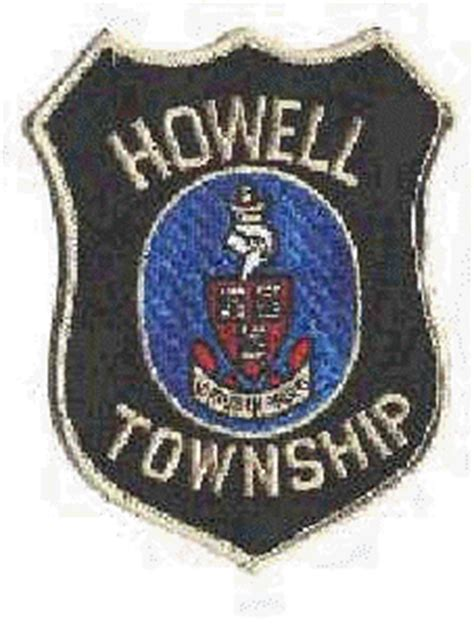 Howell Nj Arrest Records Howell