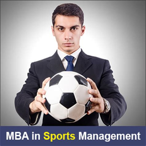 Barry Mba Sports Management by Mba In Sports Management Prospects Career Options