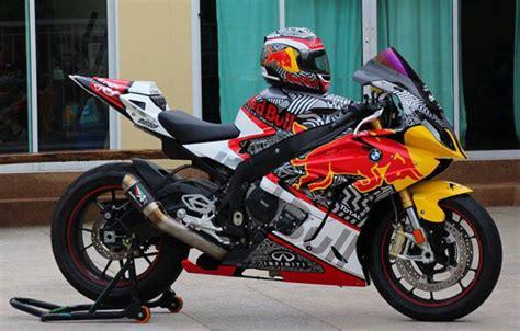 Decal Kawasaki Rr Mono 250cc Motif Redbull Racing Team 33 best sport bike custom design sticker decals media2give