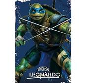 Teenage Mutant Ninja Turtles  Leonardo Poster Sold At