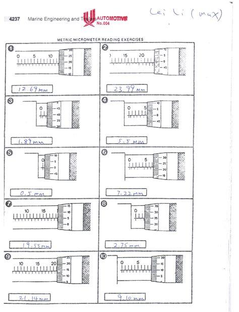 max e portfolio micrometer