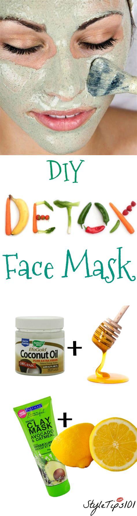 Detox Mask At Home by Diy Detox Mask