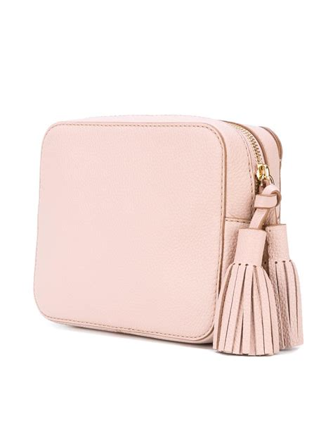 Tassel Detail Crossbody Bag kate spade new york tassel detail crossbody bag in pink lyst