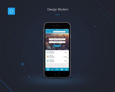 mobile app ios professional mobile application ui design ios android