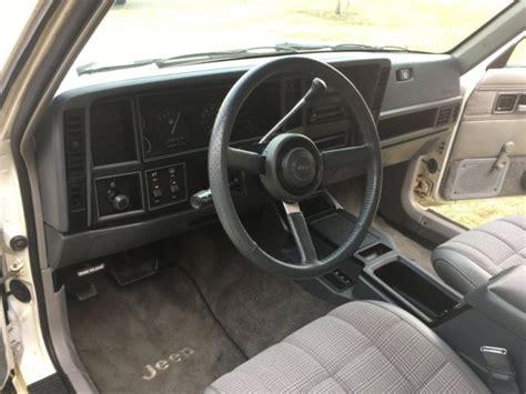 1988 jeep comanche white 1988 white jeep comanche