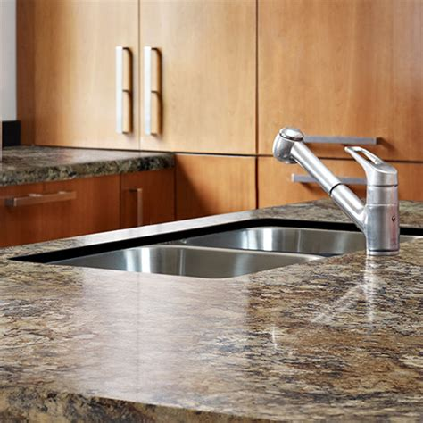 Integrated Sinks For Laminate Countertops by I Was Told I Can T An Undermount Sink Installed With