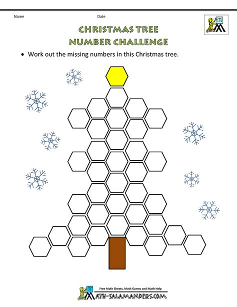 maths challenges worksheets ks2 free maths puzzles christmas math activities